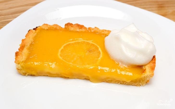 Быстрый лимонный пирог - фото шаг 13