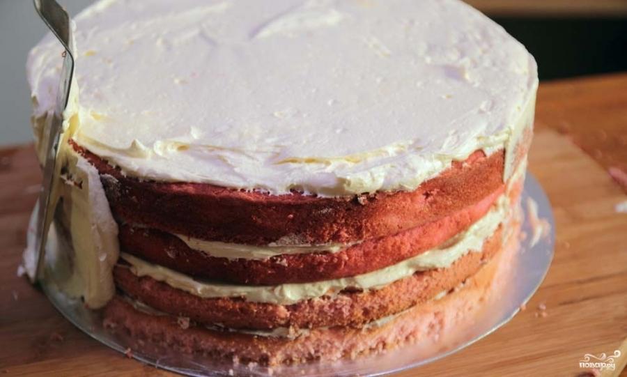 Торт за 20 минут - фото шаг 2