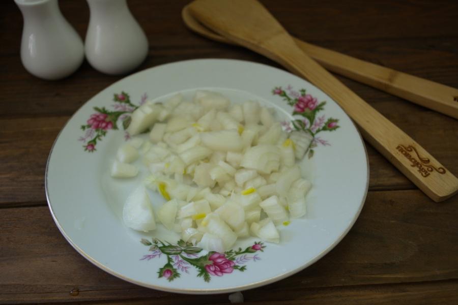Рагу из кабачков и капусты - фото шаг 3