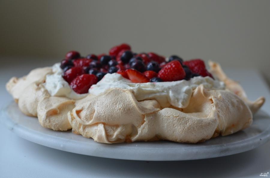Торт из безе - фото шаг 5