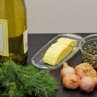 Рецепт Соус для рыбы из вина, масла и каперсов