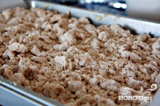 Яблочный пирог с имбирем и корицей - фото шаг 8
