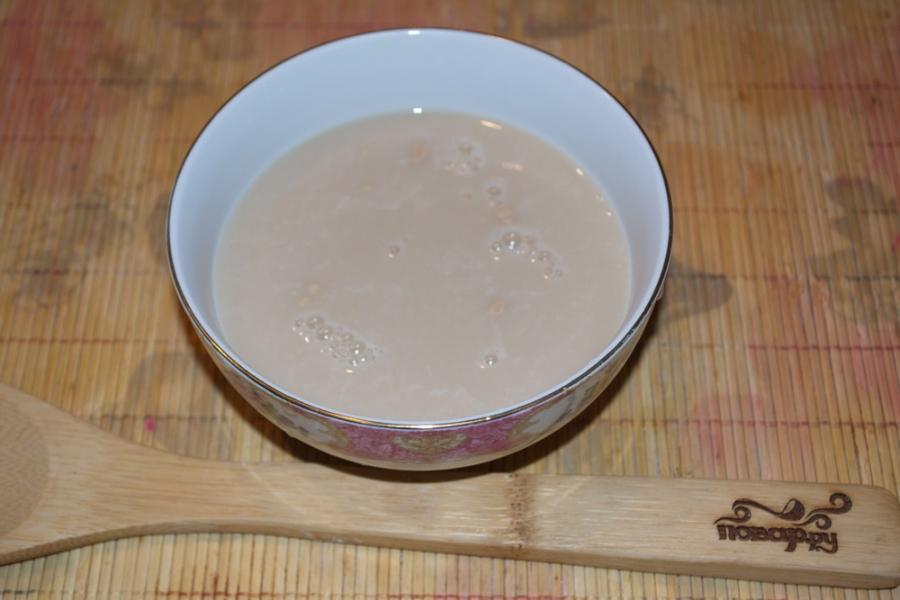 Рецепт Булочки из дрожжевого теста в духовке