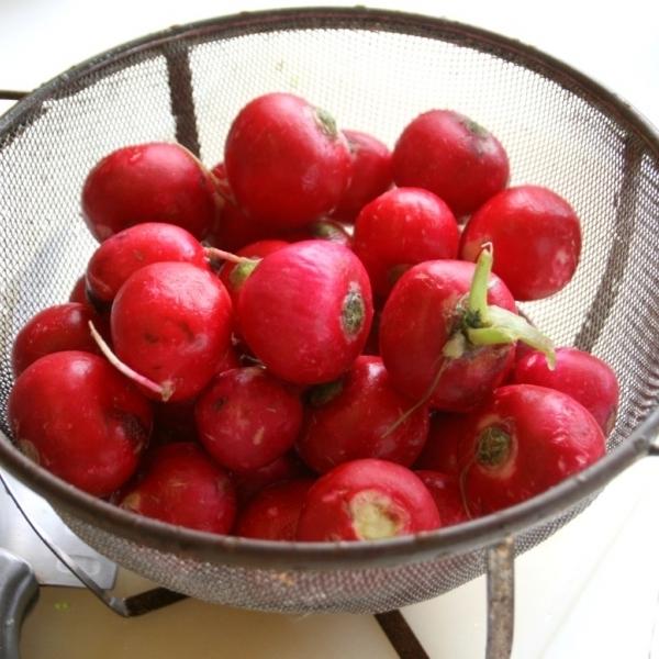 Рецепт Запеченный редис
