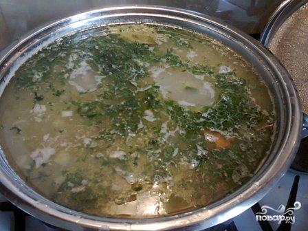 как приготовить суп солями