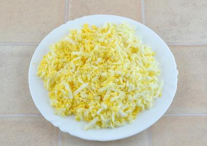 Простой салат из говядины - фото шаг 4