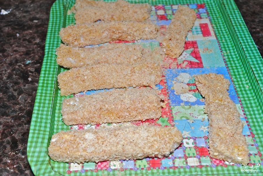 Филе трески в кляре - фото шаг 5