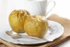 Печеные яблоки в микроволновке