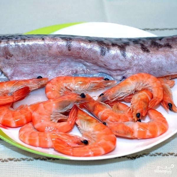 Рыбный суп с фенхелем - фото шаг 2