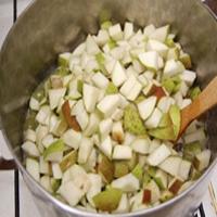 Варенье из зеленых груш - фото шаг 2