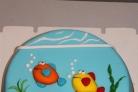 Торт Аквариум