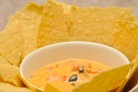 Острый сырный соус