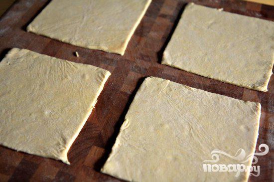Булочки с гуавой и сливочным сыром - фото шаг 2