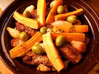 Тажин марокканский с говядиной  - фото шаг 5