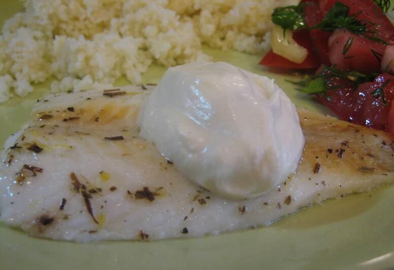 Рыба, запеченная в сливочном соусе - фото шаг 6