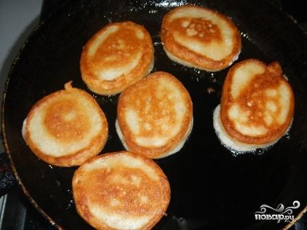 Как приготовить оладьи на кислом молоке пышные рецепт пошагово