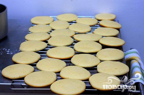 Черно-белое печенье - фото шаг 2