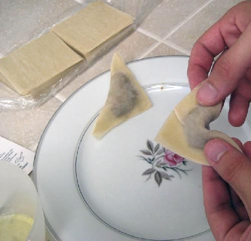 Вегетарианские Пельмени - фото шаг 4