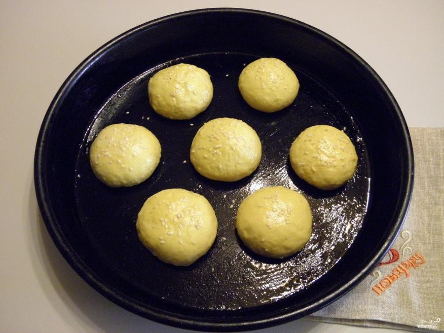 Сырные булочки - фото шаг 9