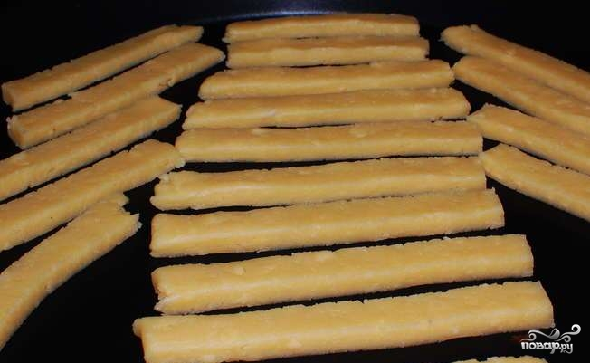 Сырные хлебцы - фото шаг 3