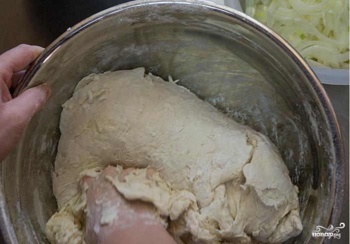 Самса с курицей и картошкой - фото шаг 1