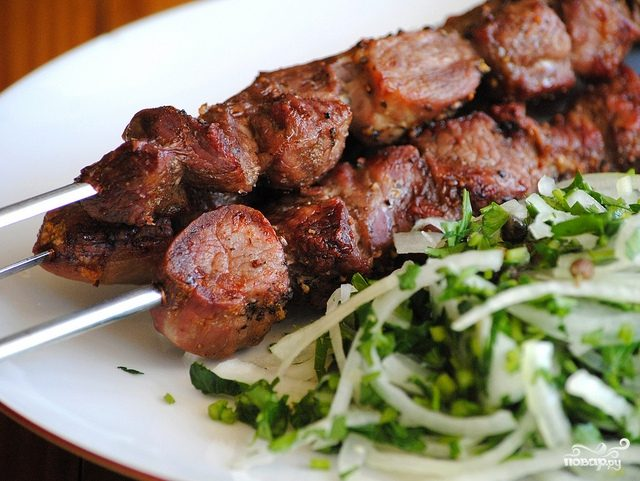 рецепт мяса в духовке в рукаве