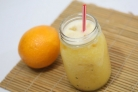 Апельсиновый фреш в блендере