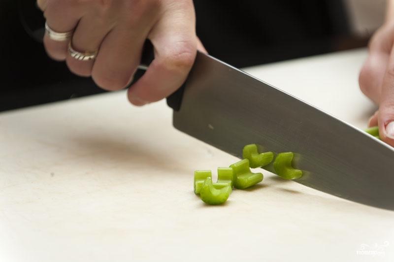 Рецепт Рис с фаршем и овощами
