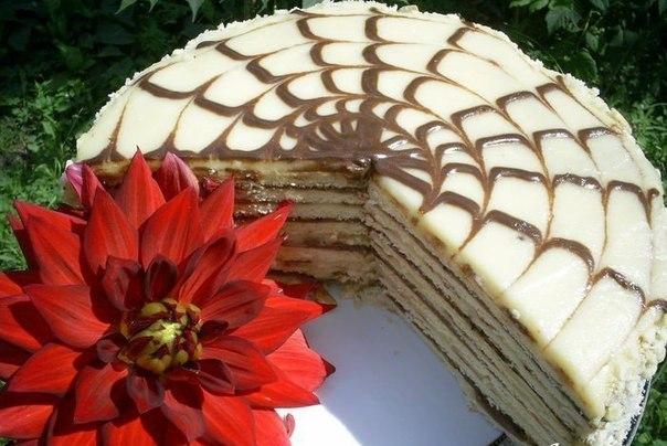 """Торт """"Идеальный"""" - фото шаг 5"""