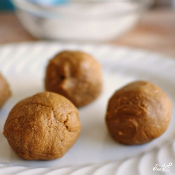 Простое имбирное печенье - фото шаг 9