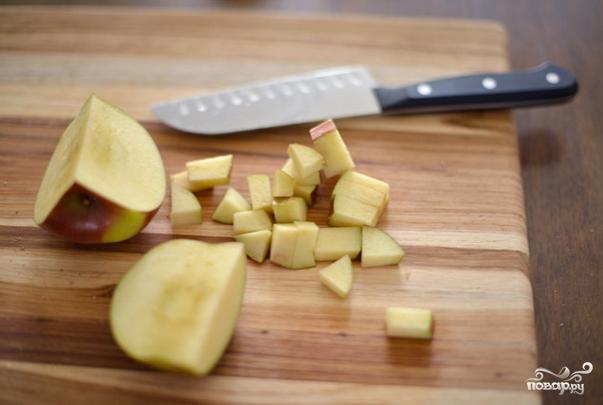 Фруктовый салат со сгущенкой - фото шаг 1