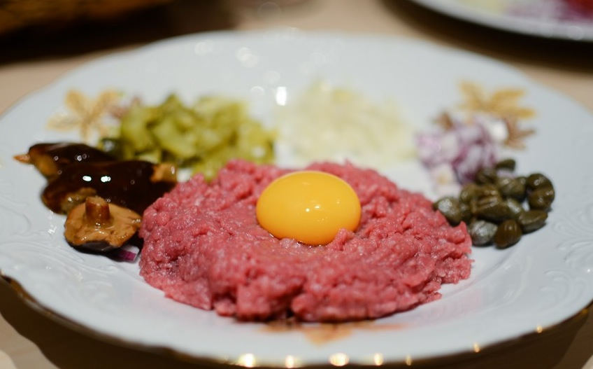 Тартар из говядины - фото шаг 3