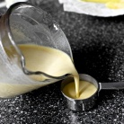Рецепт Крепы со сливой, рикоттой и медом