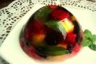 Фруктово ягодное желе