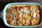 Запеканка картофельная с тыквой