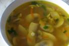 Суп из свежих грибов