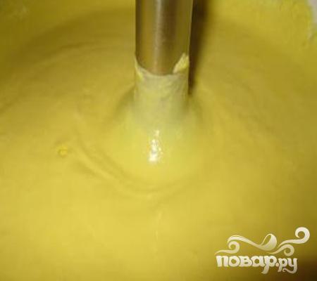 Творожная запеканка в шоколадном штрейзеле - фото шаг 2