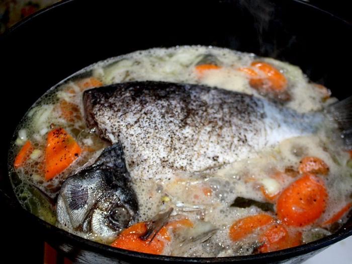 Как приготовить из карася паштет