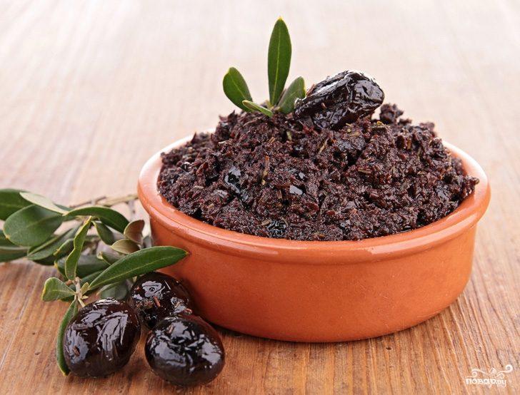 Рецепт Паштет из маслин