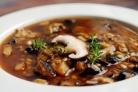 Суп из свежих моховиков