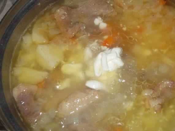 суп из картофеля с курицей рецепт с фото
