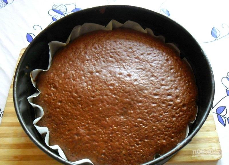 Сметанный торт на кефире - фото шаг 10