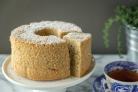 Воздушный чайный пирог