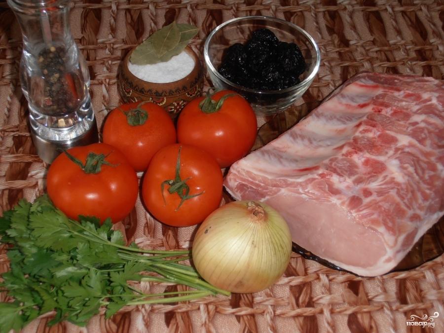 Мясо по-старорусски - фото шаг 1