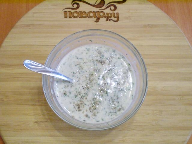 Кефир с огурцом и зеленью для похудения - фото шаг 4