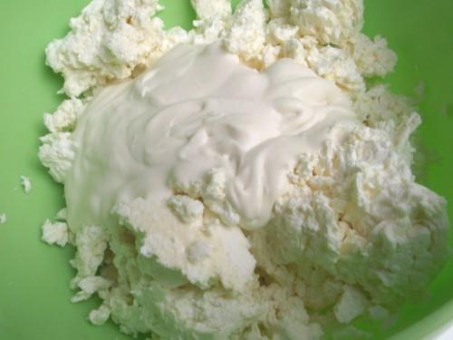 Сыр с перцем и зеленью - фото шаг 1