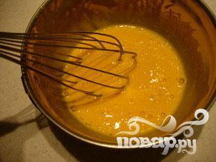 Омлет-суфле с сыром - фото шаг 1