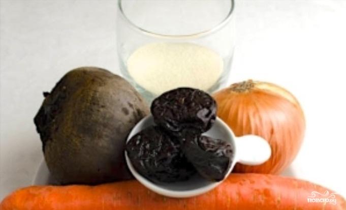 Рецепт Овощные котлеты на пару