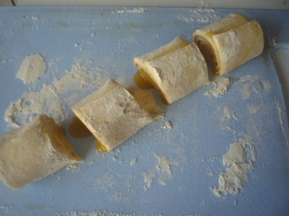 Плюшка сахарная - фото шаг 5