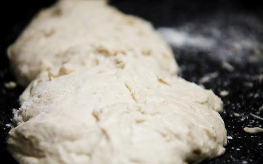 Чиабатта с сыром - фото шаг 2